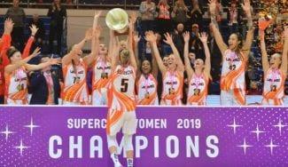 Alba Torrens y Miguel Méndez siguen triunfando: ganan la Supercopa