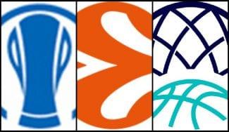 La semana europea de los equipos de la Liga Endesa