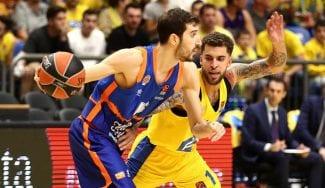 No cambia la cara del Valencia Basket: nueva derrota en la Euroliga
