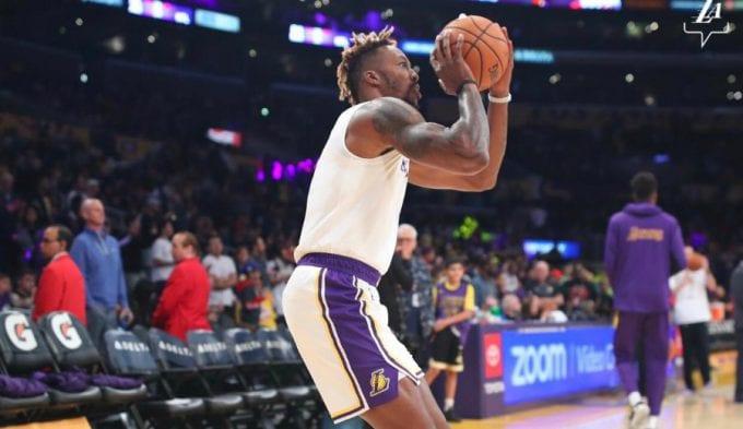 Conexión Doncic-Porzingis en el día que Howard destaca con Lakers