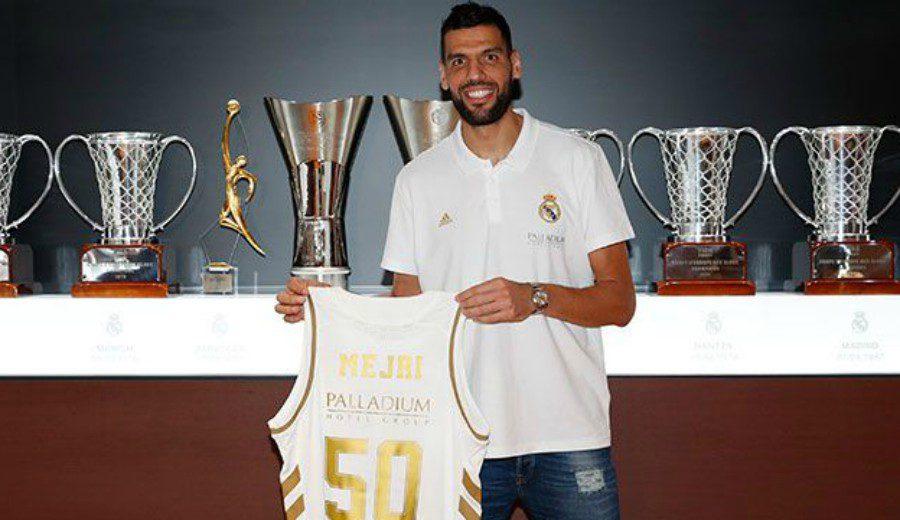 Sorpresón: el Real Madrid cierra el regreso del tunecino Salah Mejri
