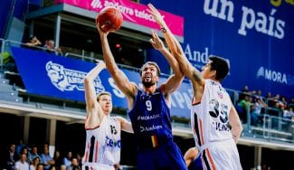 Pleno de la Liga Endesa en la jornada de EuroCup: todo victorias