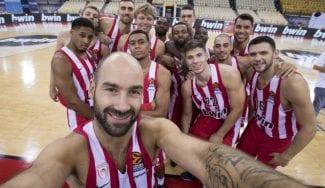 Problemas en el Olympiakos: les roban medio millón de euros
