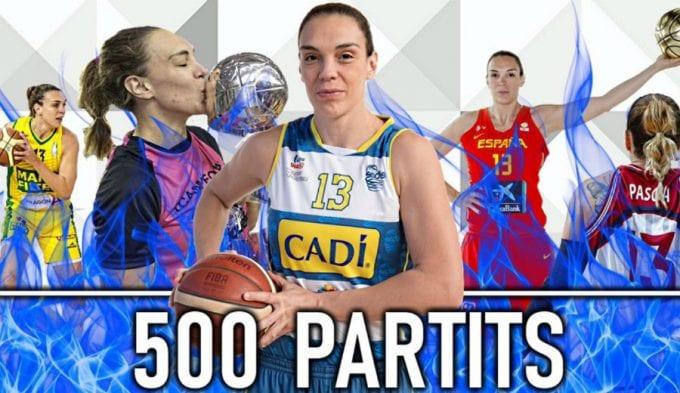 Luci Pascua y su impresionante cifra de partidos: ¡cumple 500!