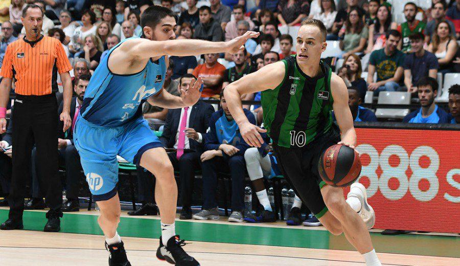 Prepelic vuelve a impulsar otro triunfo de la Penya: primero en ACB