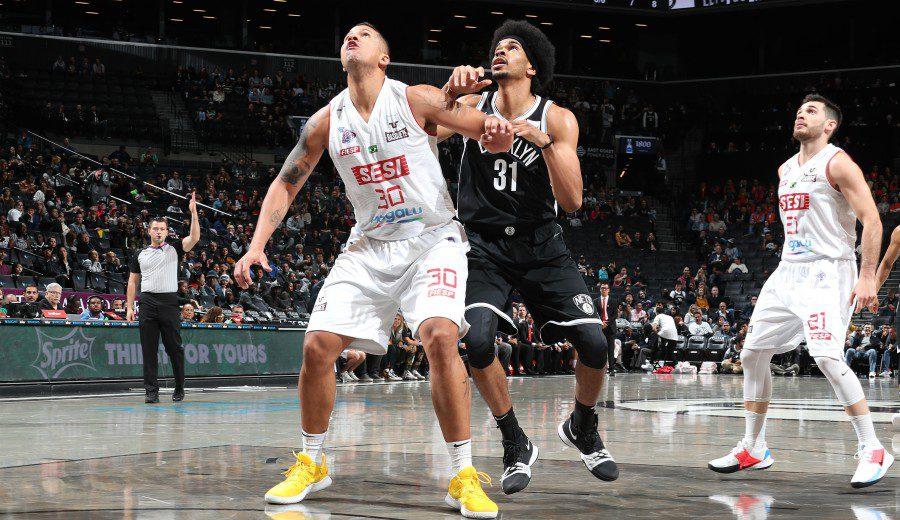 Te acuerdas de Rafa Hettsheimeir? Le mete 8 triples a Brooklyn Nets