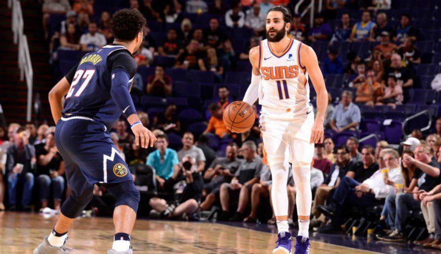 Ricky se lo pasa pipa con sus Phoenix Suns en la paliza ante los Kings