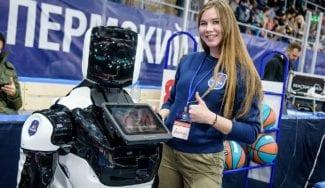 Va a ocurrir en Rusia: un equipo tendrá de ayudante… ¡a un robot!
