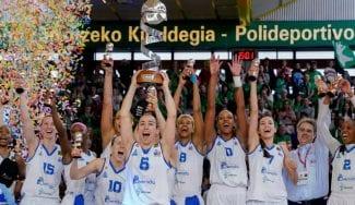 Salamanca por fin lo consigue: albergará la Copa de la Reina 11 años después