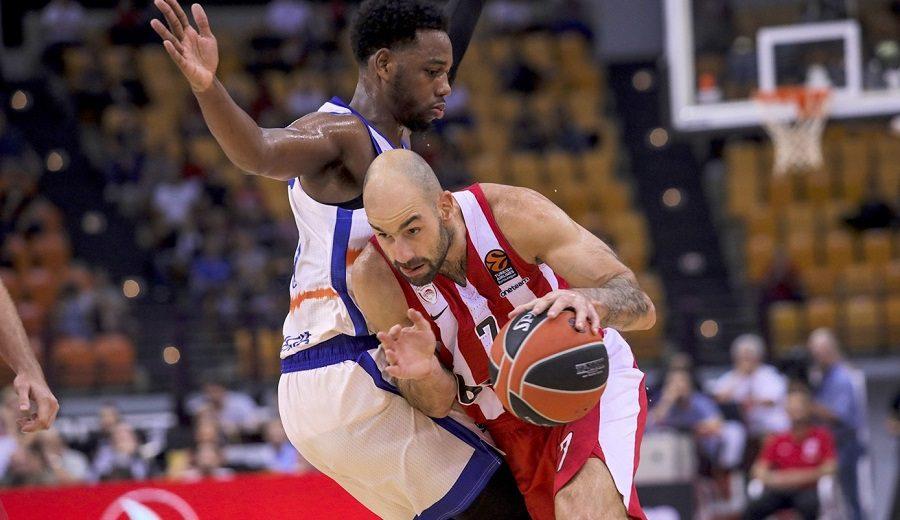 El Valencia Basket cae con mucha claridad en casa del Olympiacos