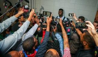 Pretemporada NBA: Zion y Barrett debutan a lo grande, Morris expulsado