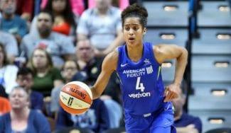 Diggins-Smith reivindica la lucha: «Pelearé por las madres trabajadoras en la WNBA»