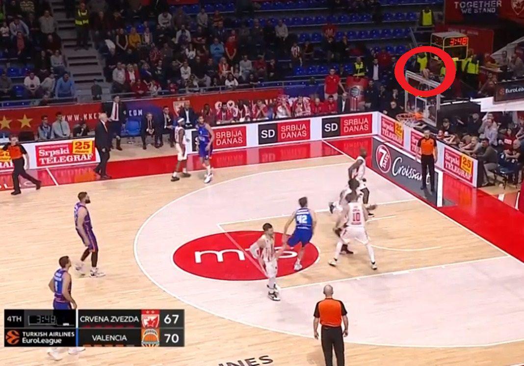Comunicado Euroliga: reconoce un error en un triple de Vives a pocos minutos del final (Vídeo)
