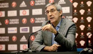El presidente de la Euroliga, al habla: se moja sobre Olympiacos y espera plaza fija para el Alba de Berlín