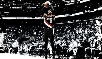 Carmelo Anthony debuta con la camiseta de los Blazers (Vídeo)