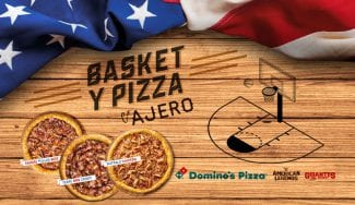 BASKET Y PIZZA CON AJERO 2019