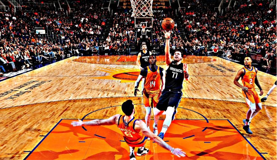 Doncic iguala su mejor marca en la NBA. Números en noviembre solo vistos en Robertson y Westbrook…