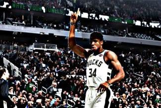 Antetokounmpo sigue a ritmo de MVP y firma números no vistos en la historia de la NBA…