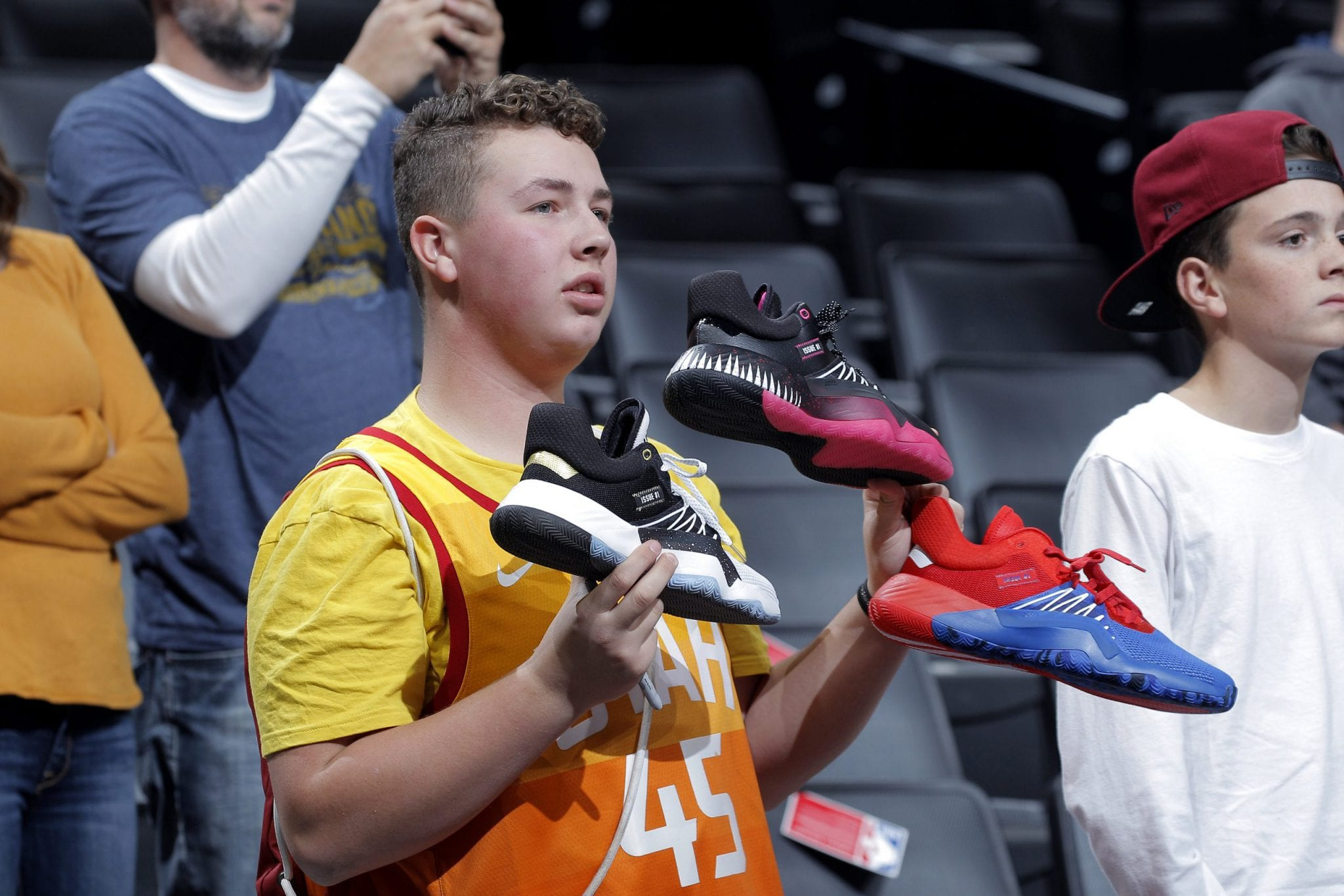 Un Power Ranking… de zapatillas NBA. Ajero opina del arranque de temporada