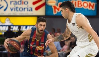 Laso confía en Deck y el argentino gana al Baskonia sobre la bocina