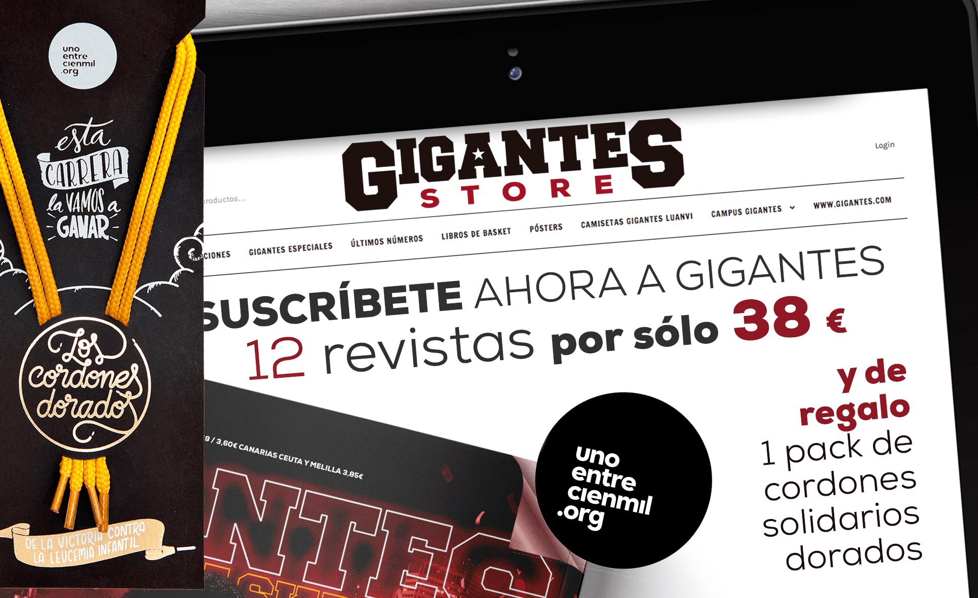 Oferta solidaria: Suscribete a la revista y 5 euros irán para la luchar contra el cáncer infantil