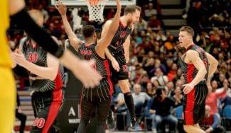 El tridente Scola-Rodríguez-Micov hunde al Barça Basket en Milán