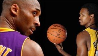 La anécdota de Kobe Bryant con Gelabale y cómo convirtió su verano en un 'infierno'