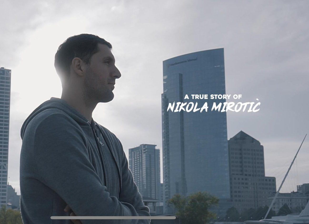 Un documental contará intrahistorias del fichaje de Mirotic por el Barça