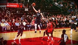 Doncic revienta a Houston con uno de sus mejores partidos en la NBA