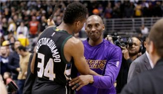 Historias sobre el carácter de Kobe Bryant. La cuenta Pau y tiene que ver con Antetokounmpo…