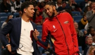 Ha pasado en la NBA: 15 bajas y casi la mitad de los jugadores de ambos equipos lesionados…