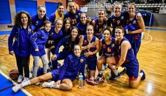 ¿Un Barça en la Liga Femenina Endesa? Es líder de un grupo que tiene… triple empate catalán