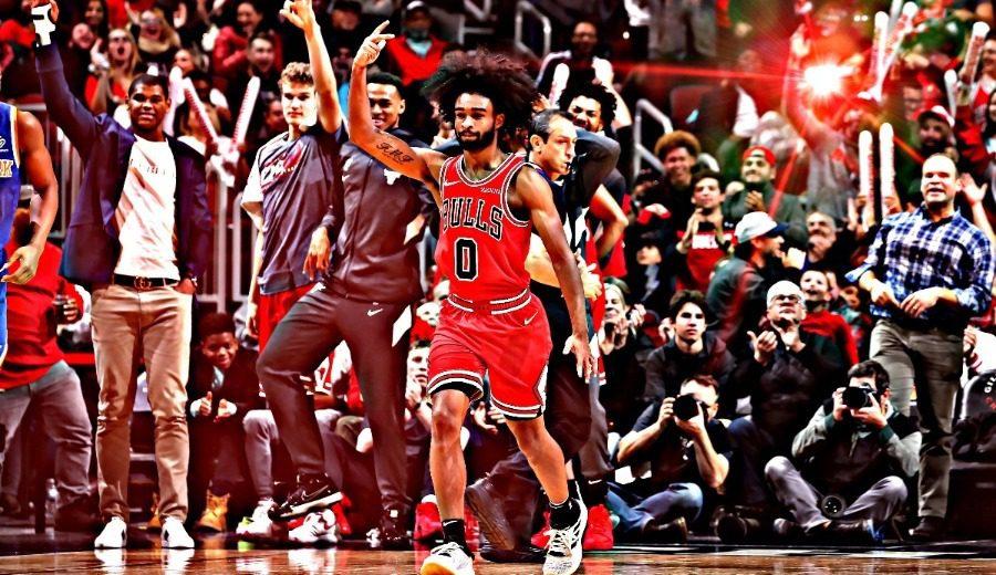 El rookie de los Bulls que ha hecho historia en la franquicia y… en la NBA (Vídeo)