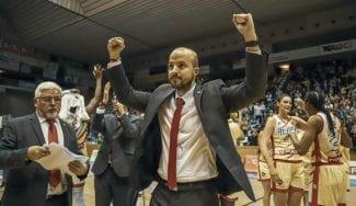 Hazaña del Girona: gana al subcampeón de Europa con una destacada Brittney Sykes