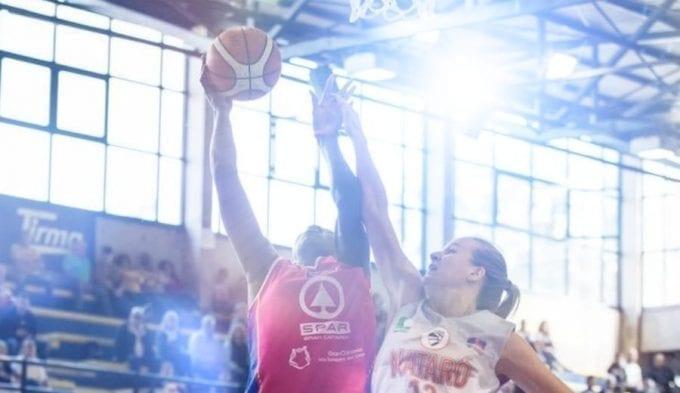 ¡Qué bestia! Sika Konè, de Gran Canaria, 25 rebotes en un partido… y la dueña de los aros de toda España