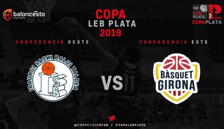El Girona de Marc Gasol se mete en la final de la Copa LEB Plata. Su rival, el Juaristi ISB