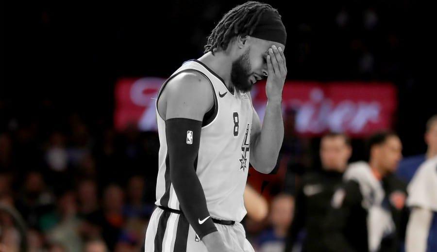 ¿Los peores Spurs en dos décadas? Los datos confirman este mal inicio…