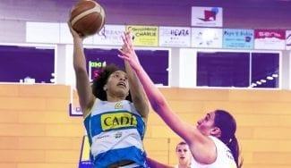 Tinara Moore, mejor jugadora de la temporada en la Liga Femenina Endesa