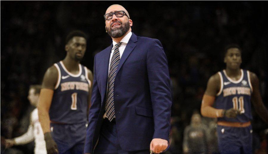 El Madison pita a unos Knicks que vuelven a perder de paliza… y el presi confía en el entrenador