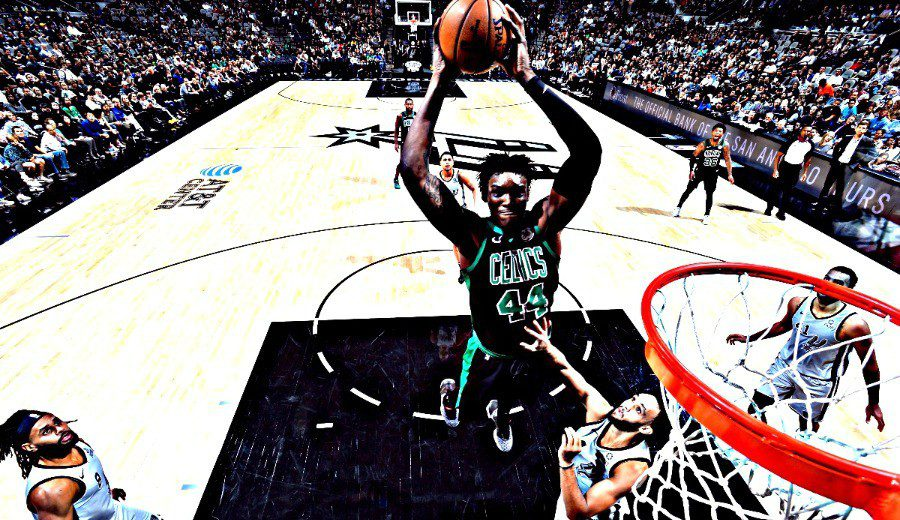 ¿Quién es? El pívot que está causando impacto en la NBA con unos soberbios Celtics