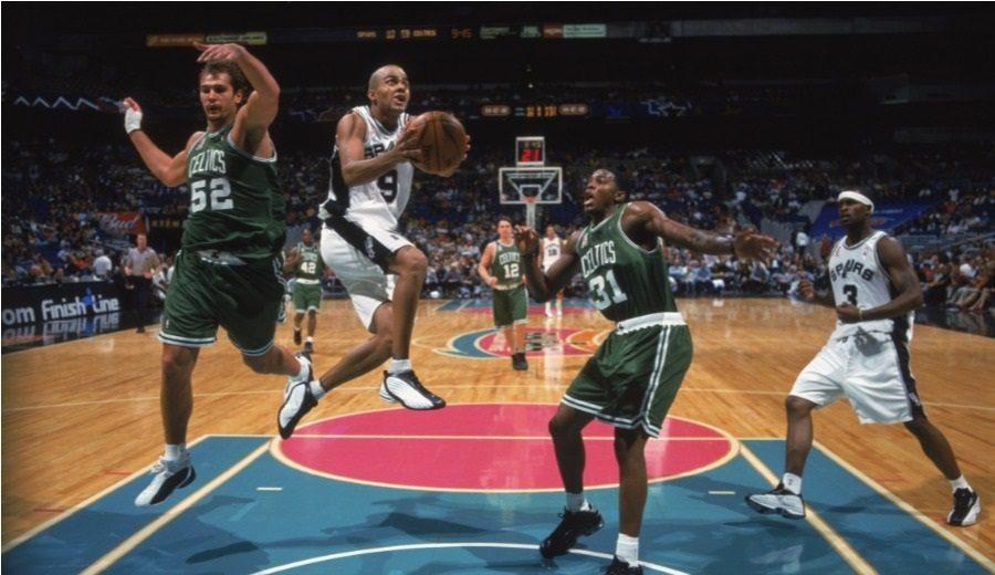 El día en el que los Celtics y Red Auerbach hicieron llorar a Tony Parker…