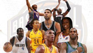 Ya se conocen los elegibles para el Salón de la Fama NBA 2020