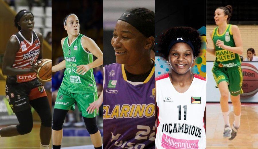 5 nombres propios en la Liga Femenina Endesa