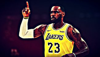 LeBron James, un jugador único en la historia a base de rebotes y asistencias