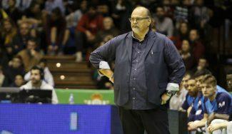 El claro mensaje del entrenador del Movistar Estudiantes tras la dura derrota en Sevilla
