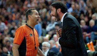 Polémica con el arbitraje en el Joventut-Bilbao: Estas han sido las palabras de Mumbrú