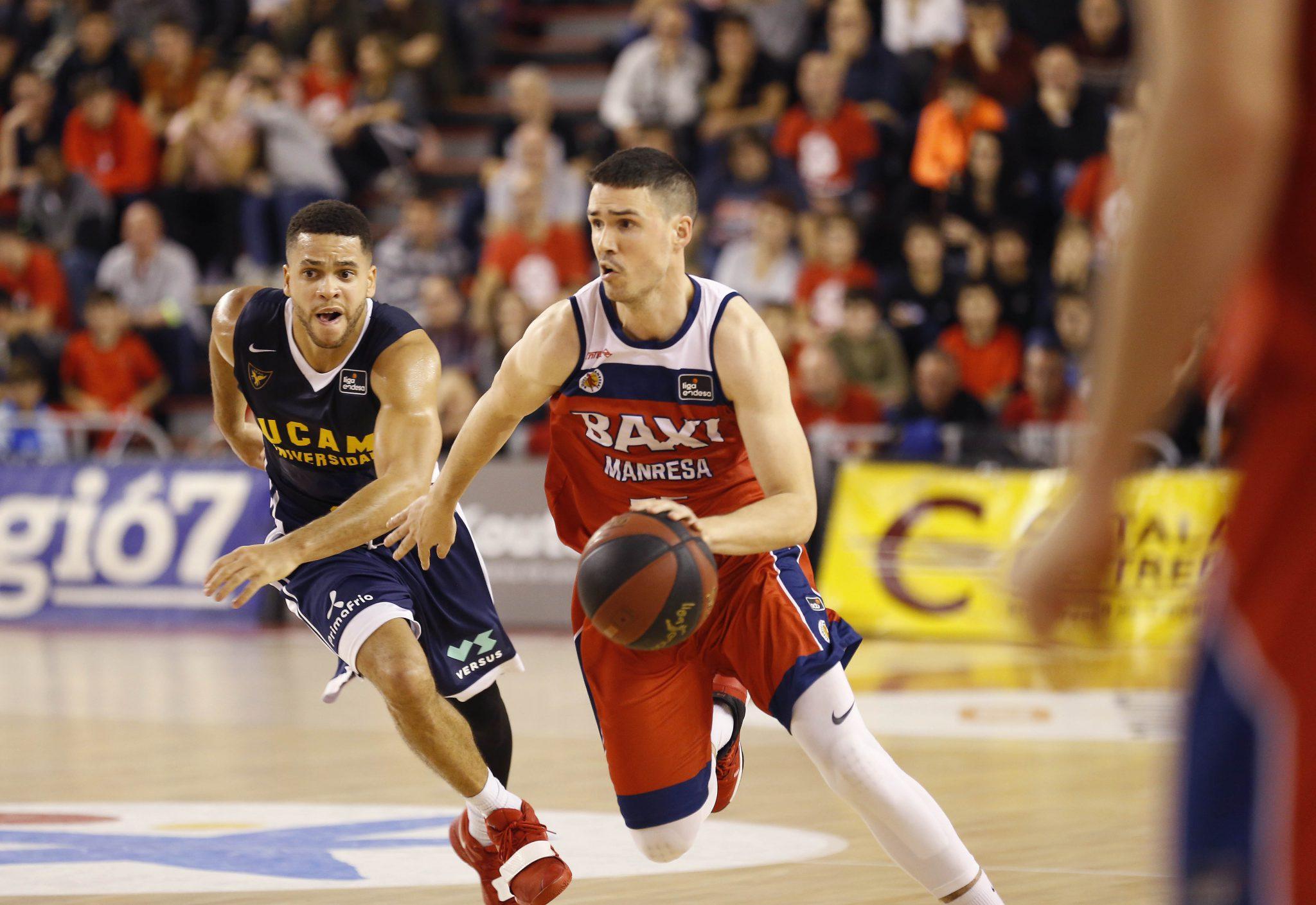 Dentro de un TOP 5 histórico en la era ACB. El partidazo de Dani Pérez con Manresa…