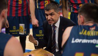 Berrocal se estrena con derrota en el Baskonia: «Es el peor momento»