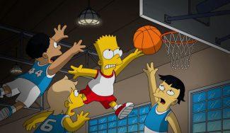 Los Simpsons: Los mejores momentos relacionados con el baloncesto