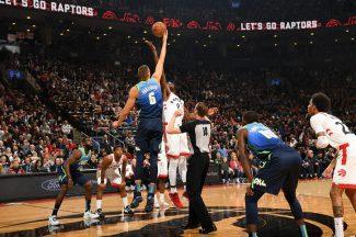 Una absoluta locura: Los Raptors logran la tercera mayor remontada de la historia de la NBA